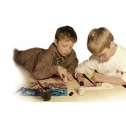 4011 Bőrbarát gyermekfesték