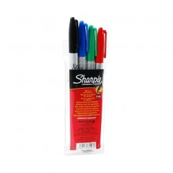 SHARPIE® Fine Set 4