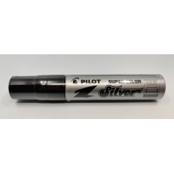 PILOT Supercolor Silver