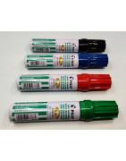 PILOT markerek az extra és nagy méretű jelölések megvalósításához.
